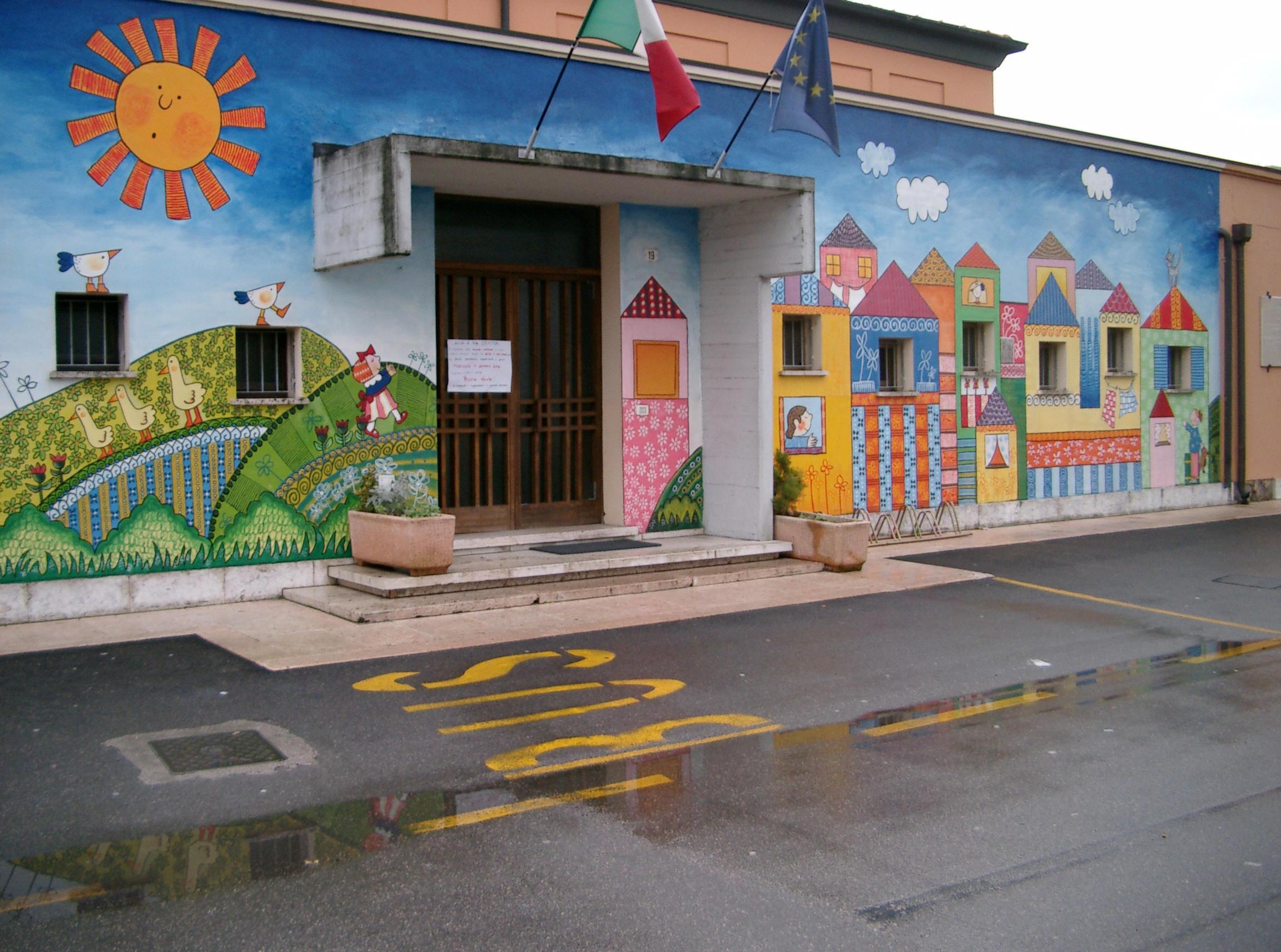 Scuola dell'Infanzia Aurora Pezzo