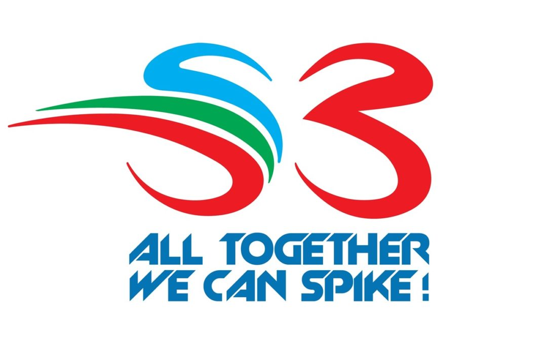 Logo S3 volley